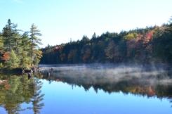 Smoke Lake from Highway 60