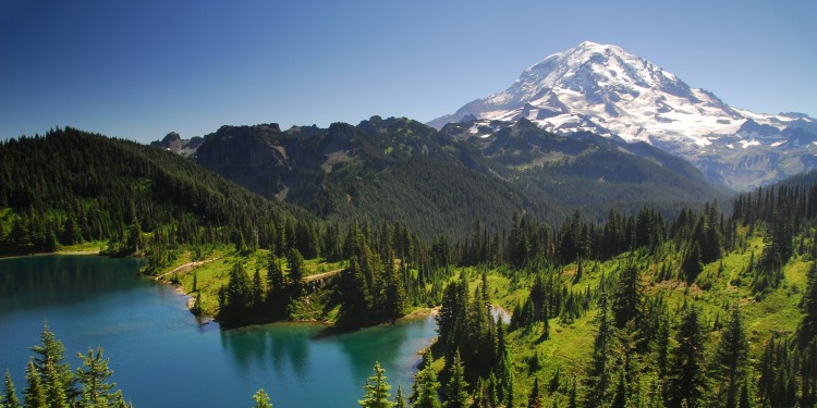 Mount Rainier, Tyson Gillard Outdoor Project