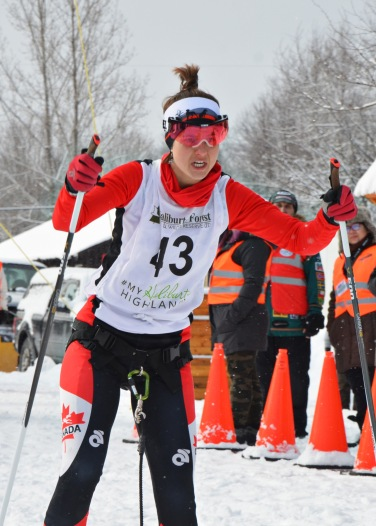 Katherine Spencer - Team Canada