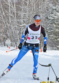 Maija Nivala - Team Finland (World Champion)