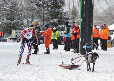 Aaseby Solveig Kristiansen - Team Norway