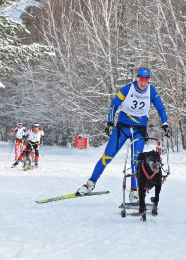 Angelica Saur - Team Sweden