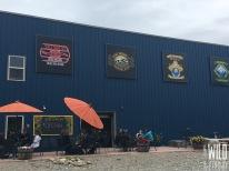 Outside Denali Brewing Company